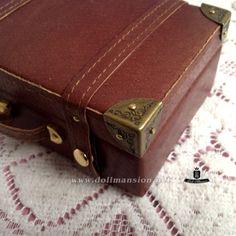 BJD Suitcase Dollfie DREAM Yellow Bag Luggage box AOD DOD MID LUTS American girl