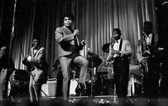James Brown Dancing | James Brown at the Apollo Much is made about how much of a ...