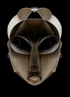 Sculpture 'Head No 2' | Naum Gabo, 1916.