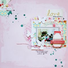 Lilith's scrapbooking venture: White Space