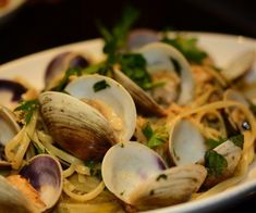 A classic Italian American staple, linguine and clams is always a crowd pleaser, offering a lighter take on the traditionally heavier Italian meals. Satisfying cravings without sacrificing flavor with a delectable white sauce that perfectly complements the clams, this linguine and clams recipe is bursting with fresh and authentic Italian flavors that are sure to […] The post Recipe of the week: Linguine and clams appeared first on A Luxury Travel Blog.