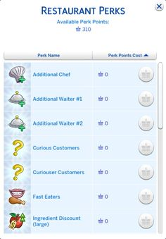 You will no longer need to earn Perk Points. Sims Traits, Around The Sims 4, The Sims 4 Download, Sims Resource, Sims 4 Mods, Sims 4 Custom Content, Sims Cc, Games, Clothing