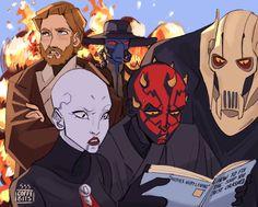 Star Wars Rebels, Star Wars Clone Wars, Star Wars Comics, Star Wars Humor, Nerd, Star Wars Books, Star Wars Drawings, Star Wars Pictures, Fanart