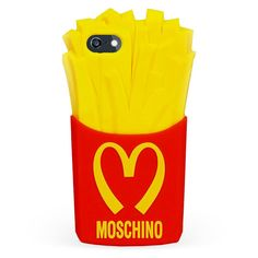Kryt hranolky Moschino pro iPhone 5/5s