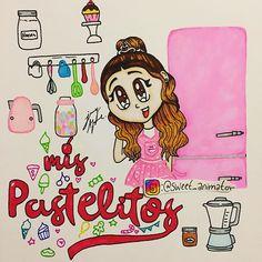 @mispastelitos me encanto mucho el nuevo logo y la nueva cocina ❤️ (SHE LIKED AND COMMENTED)