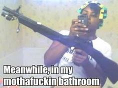 I dont think anyone should be able to own guns like this here in america but even i got to admit this funny lol Can't Stop Laughing, Laughing So Hard, Lol, Thug Life, Look At You, I Smile, Just In Case, I Laughed, Laughter