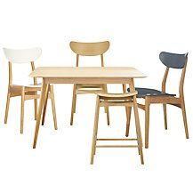 Housejohn Lewis Dining Range  Chairs Online John Lewis And House Endearing Dining Room Furniture John Lewis Design Ideas