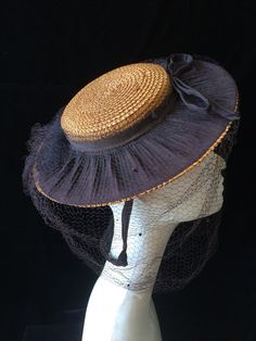 Hat by Prudence Millinery http   www.cockpitarts.com designers ... 2b63c1d7f7d4