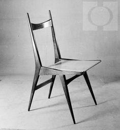 Chair, 1959 Designer: Wróblewski Zdzisław