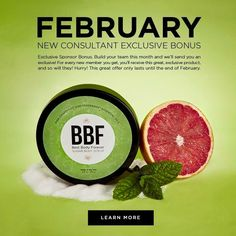 How awesome!  BBF to go along with your BFF!  Join now and get one of these hotties in your hands!