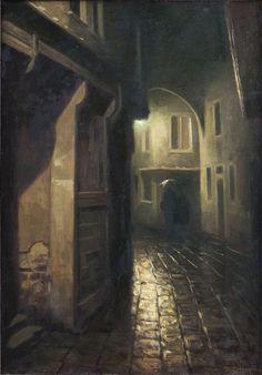 Duilio Corompai (Korompay) | La fragranza del colore (1876 - 1952)