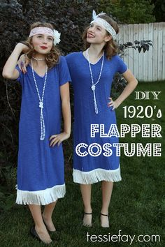 Could do this with a long sleeved Tshirt and fringe over slacks for Grandma to wear as a token 1920s in winter or short tshirt over a long sleeved one