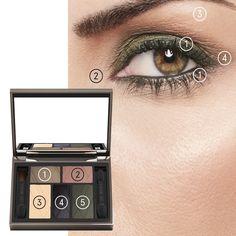 HOW TO - STREET STYLE | Lise Watier Blush Brush, Lip Brush, Waterproof Eyeliner, Smoky Eye, Street Style Looks, Eyeshadow Palette, Eyebrows, The Balm, Fragrance