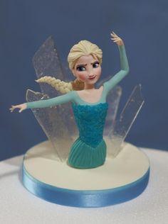 Frozen - Cake by Cesare Corsini