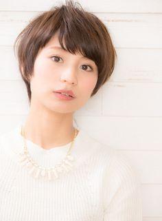 小顔キレイなふんわりショートヘア☆ 【drive for garden】 http://beautynavi.woman.excite.co.jp/salon/21107?pint ≪ #shorthair #shortstyle #shorthairstyle #hairstyle・ショート・ヘアスタイル・髪形・髪型≫