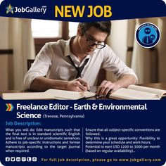 Seeking A Freelance Editor  Medicine  Trevose Pa Jobs