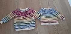 Ravelry: Sinnekold's Rainbow sweater Rainbow Sweater, My Notebook, Drops Design, Knitting Needles, Candy Cane, Ravelry, Overalls, Pattern, Sweaters