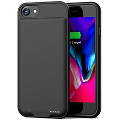 iPhone 8/7 Battery Case, Smiphee 3000 mAh Portable Charging Case for iPhone 8, iPhone 7 (4.7 inch) Extended Battery Juice Pack/Lightning Cable Input Mode  https://topcellulardeals.com/product/iphone-8-7-battery-case-smiphee-3000-mah-portable-charging-case-for-iphone-8-iphone-7-4-7-inch-extended-battery-juice-pack-lightning-cable-input-mode/  【EASY TO USE】: (IMPORTANT NOTE: Smiphee iPhone 8/7 battery case is only compatible with iPhone 8 or iPhone 7, it does not support Ca