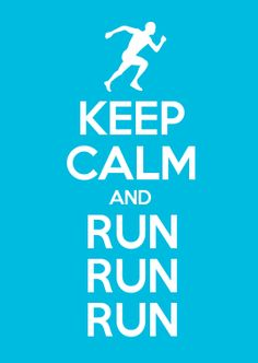 #keepcalm and run run run Nery. #morning #londres2012