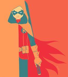 Damian Wayne. Robin.