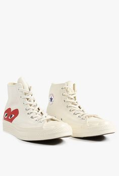 All Star '70 High Top Sneaker by Comme des Garcons for Sale at Azalea