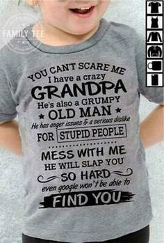 Baby Boy Quotes And Sayings Funny Kids 58 Ideas Funny Signs, Funny Jokes, Hilarious, Family Tees, Stupid People, I Am Scared, Shirts With Sayings, Cute Tshirt Sayings, Quote Shirts