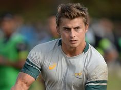 Planet Rugby - Fly-half Patrick Lambie will miss South Africa's third Test with Ireland due to the concussion he suffered in the first Test in Cape Town. Rugby Sport, Rugby Men, Rugby Players, Cricket, Characters, Face, Sports, Mens Tops, Hs Sports