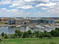 The Wharf Opens in Washington, D.C. - Condé Nast Traveler
