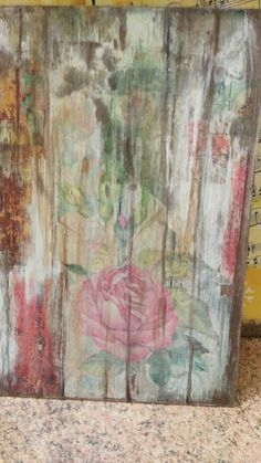 Decoupage, Painting, Art, Art Background, Painting Art, Paintings, Kunst, Drawings, Art Education
