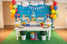 Festa Ursinho Paddington | 1 ano do Miguel