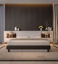 Stunning Ideas for a minimalist mid century modern bedroom that will blow your mind