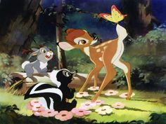 Exclusive Bambi HD Download Image Wallpaper Download « Anime Cartoon Wallpaper