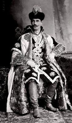 Grand Duke Michael Alexandrovich, 1903.