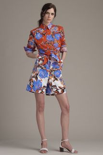 Monique Lhuillier Resort 2016 - Collection - Gallery - Style.com