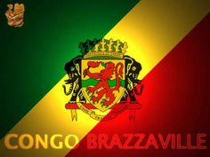 Congo Brazzaville, Flags Of The World, Places To Visit, Around The Worlds, Cool Stuff, Oxford, Movie Posters, Art, Flags