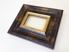Artist Trading Cards ACEO framing Golden Black by AceoFrames, $14.99
