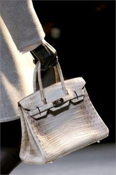 Hermès, le borse della sfilata a/i 2010 2011
