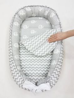 SALE!!! READY to SHIP! Double-sided babynest, Baby nest, Baby lounger, Baby positoner, Removable mattress, newborn gift, co sleeper, neutral by BabyCoDesign on Etsy https://www.etsy.com/listing/519899768/sale-ready-to-ship-double-sided-babynest