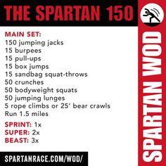 THE SPARTAN 150