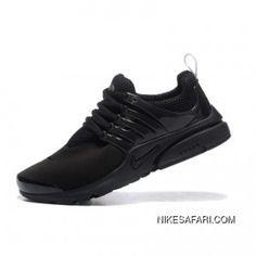 official photos f9f56 43c05 Mens Womens Nike Air Presto BR Shoes All Black 789870-100 Top Deals