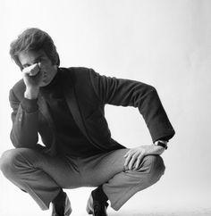 warren beatty 1967 - vintage everyday: 16 Extraordinary Portraits of Celebrities from the 1960s Taken by Jerry Schatzberg