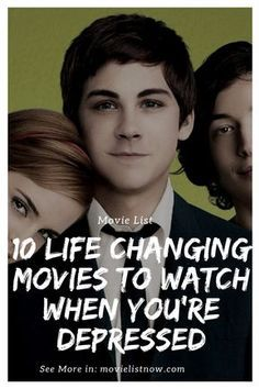 10 Life Changing Movies to Watch When You're Depressed - Page 3 of 5 - Movie List Now