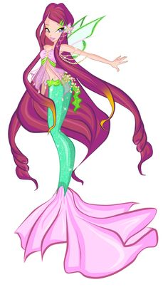 Winx Club As Mermaids | Winx Club Only Believix | Closet: Libro Sirene: Mermaids