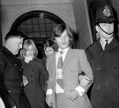 January 26 – Mick Jagger is fined £200 for possession of cannabis.