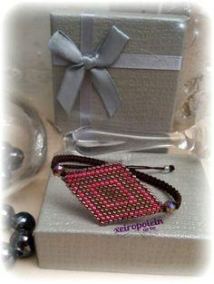 Βραχιόλι με γνήσιες χάντρες miyuki  miyuki bracelet