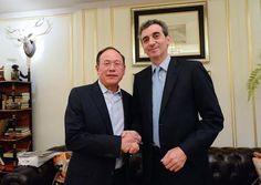 CRÓNICA FERROVIARIA: Randazzo confirmó en China que antes de fin de mes...