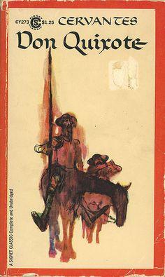 Don Quixote. Summer read.