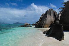'Anse Source d'Argent - Seychelles island' von stephiii bei artflakes.com als Poster oder Kunstdruck $15.77