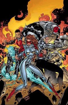 StormWatch by Jim Lee