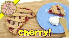 Watch @LuckyPennyShop bake a pie using the elusive 1970 Super Easy Bake Oven  #easybakeoven